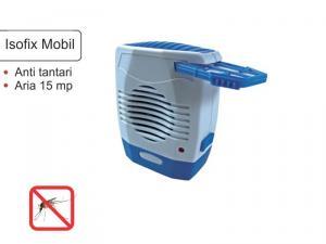 Dispozitiv mobil anti-insecte Isofix - 15 mp