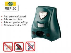 Radar anti caini si pisici pentru exterior