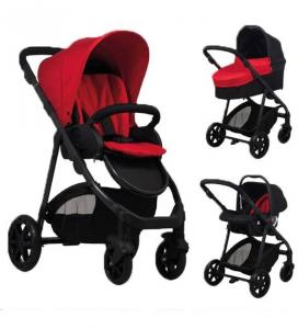 Carucior 3 in 1 Baby Monsters Kiddo