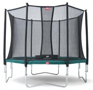 Trambulina Berg Favorit 270 cm + Plasa de siguranta Comfort