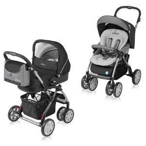 Carucior 2in1 sport + landou Sprint Plus Baby Design