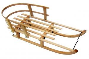 Saniuta medie din lemn Mesterel