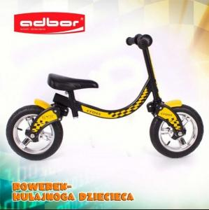 Bicicleta copii KTS fara pedale Adbor