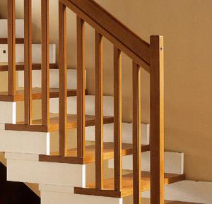 Balustrade lemn balcoane