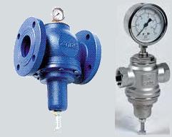 Reductor presiune apa fonta