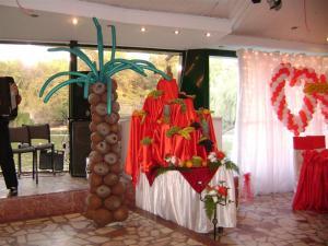 Decoratiuni nunta huse scaune