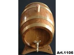 Butoaie de lemn