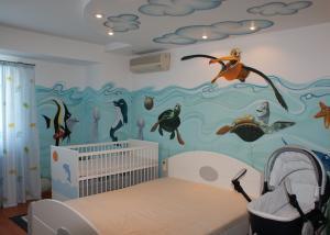Camera pt copii