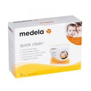 Medela QuickClean pungi sterilizare 5buc