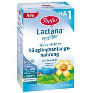 Topfer lapte praf HA1 600g