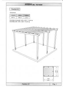 Foisor lemn