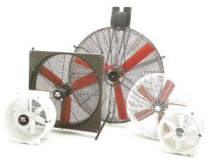 Ventilatie ventilator