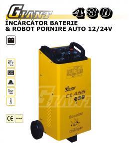 Robot pornire / incarcare 12v/24v