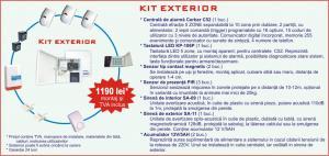 Kit antiefractie de exterior