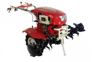 MOTOCULTOR PRO SERIES NEW1350-S 12CP DIESELPORNIRE ELECTRICA DIFERENTIAL