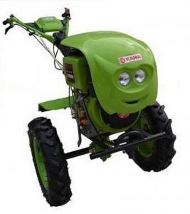 MOTOCULTOR DKD HS1100BE (9CP) DIESEL+CAPOTA SI FAR KAMA