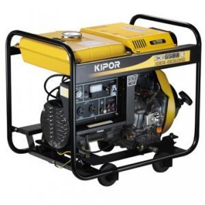 Generator kipor kde 6500 e