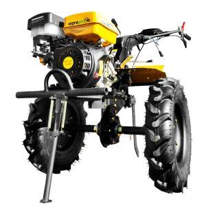 Motocultor profesional ProGARDEN HS1100-16 Benzina 16 cp latime de lucru 135 cm + roti 600x12 GRATUIT ULEI