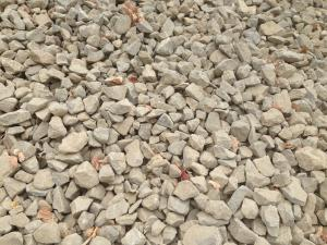 Piatra sparta de balastiera
