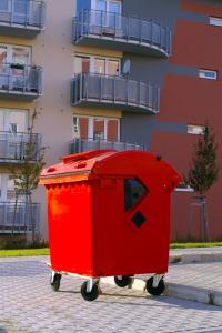 Container gunoi 1100 l