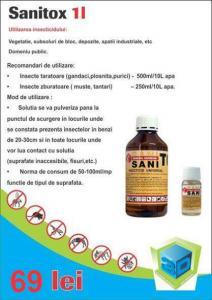 Insecticid plosnite