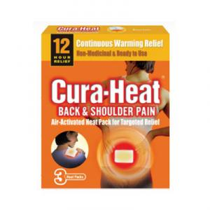 Korott Cura Heat Back 3buc