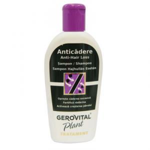 Gerovital Plant Sampon anticadere 200 ml