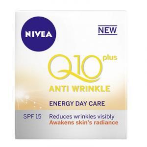 NIVEA Visage Crema Q10 energy de zi 50 ml