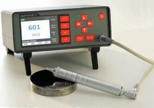Durimetru portabil, model alphaDUR II UCI