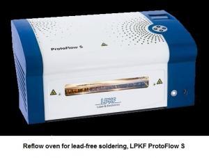 Cuptor ProtoFlow S/N2 pt. lipire componente pe PCB