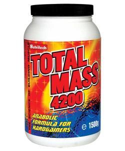 Total Mass 4200