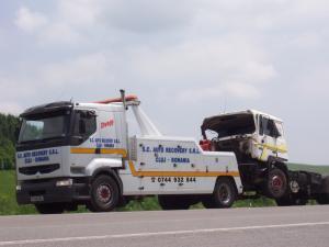 Tractari camioane cluj