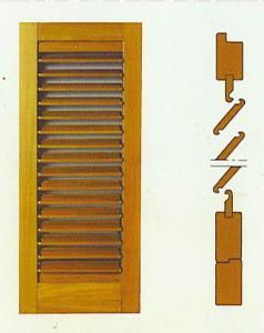 Obloane de lemn exterioare