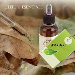 Ulei de masaj din avocado