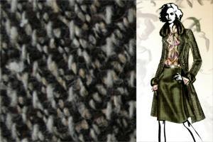 Chanel de lana cu bumbac 02302VL