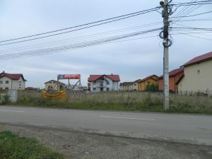 Teren INTRAVILAN ,  Chiajna , Rosu , strada Rezervelor 600mp , STRADAL