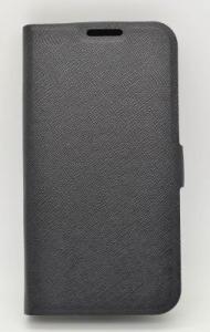 Book case Samsung Galaxy S4 Mini i9190 neagra ( folie inclusa )