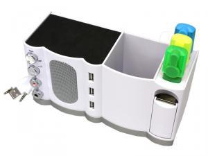 Boxe PC Dexx cu Hub USB