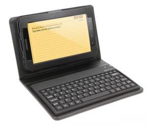 Husa cu tastatura bluetooth Galaxy Tab P1000
