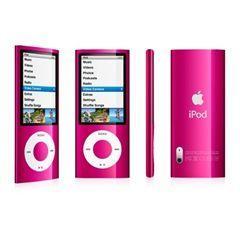Apple iPod NANO 16GB Pink 5th