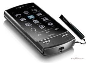 Telefon DualSim touchscreen Philips X806