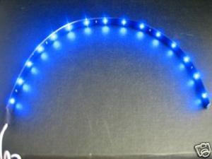 Led auto 12v blue