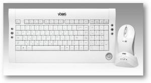 Kit wireless tastatura mouse