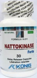 NATTOKINAZA FORTE 30 caps