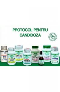 PROTOCOL PENTRU CANDIDOZA