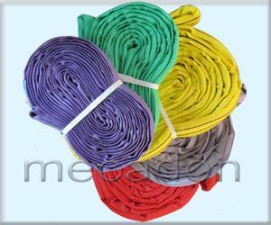 Chingi textile, lanturi de ridicat sarcini