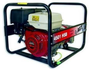 Generator AGT 4501 HSB motor Honda