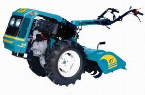 Motocultor 318 Diesel motor Lombardini 19 CP