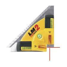 Nivela laser pentru placi ceramice LM2-R-EU red