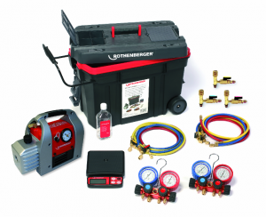 Componente instalatii si echipamente frigorifice
